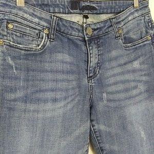 Kut from the Kloth Jeans - Kut from the Kloth distressed washed jeans Size 10